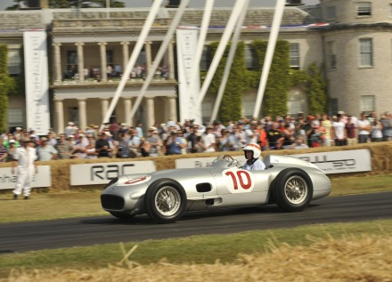 Mercedes W196 Goodwood